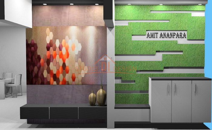Studio Di Design- MR.Amit ananpara (MAA) project 1